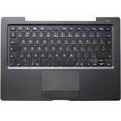 Topcase macbook black