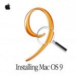 MacOS 9 установка на старые Мак