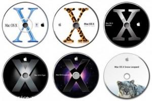 OS X Установка OS X Apple