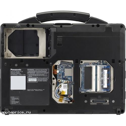 Чистка ноутбука Panasonic TOUGHBOOK CF-53