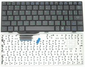 Asus Eee PC Установка клавиатуры  ноутбука Asus Eee PC