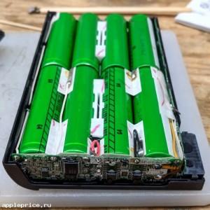 Packard Bell Dot не заряжается ноутбук