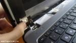 Ремонт и замена петель ноутбука.