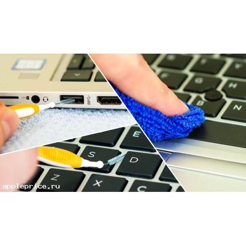 Залитие клавиатуры жидкостью - чистка после попадания жидкостей