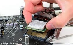 Замена процессора - апгрейд
