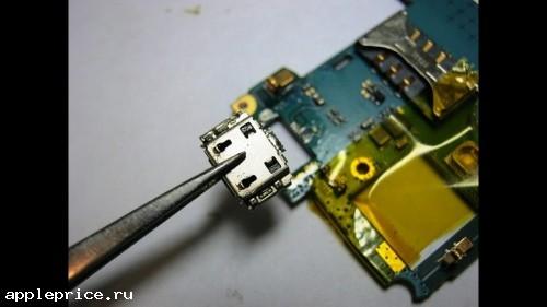 Разъемы ноутбука USB, audio, HDMI, VGA.