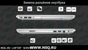 Lenovo Yoga Slim7 14ITL05 Len Разборка-сборка компьютера полная (включает чистку, замену термопасты)